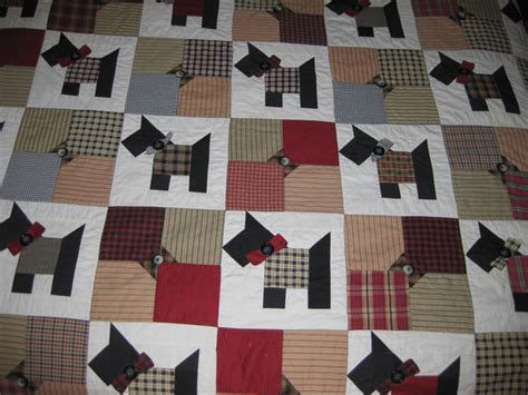 Scottie Quilt Pattern by 17 Best Images About Quilt On Dogs
