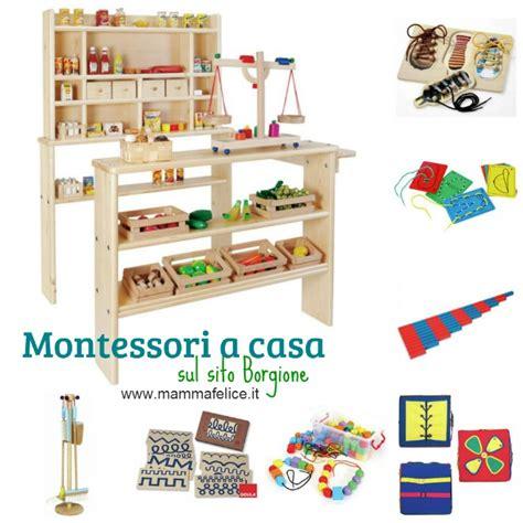 montessori a casa giochi e materiali creativi per i bambini mamma felice