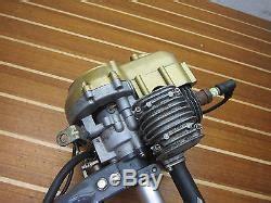Tas Outboard Motor 2 5 Hp vintage tas motor qs 22 tob 12 boat 22cc outboard motor