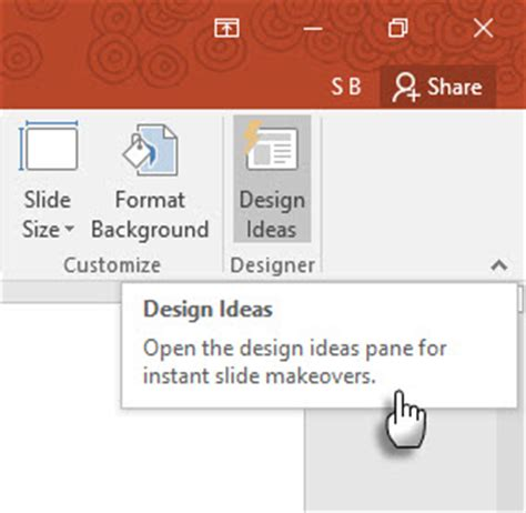 design ideas microsoft powerpoint 10 tips for making better powerpoint presentations with