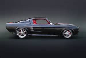 1967 Ford Mustang Gt 1967 Ford Mustang Gt