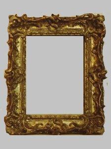 Miroir Cadre Doré by Quelques Liens Utiles