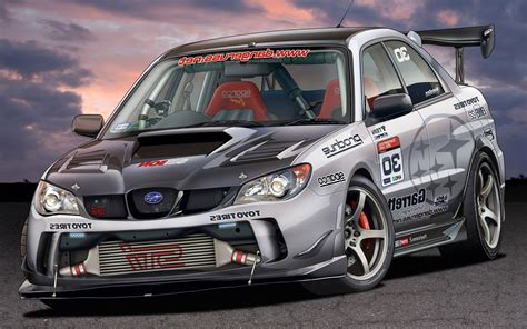 subaru impreza modified wallpaper cars tuning subaru impreza wrx sti sport cars wallpaper