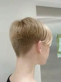 cropped hairstyles with wisps in the nape of the neck for very nice clippered taper short faded and tapered