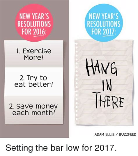 Way Better Than New Years Resolutions 2 by New Year S Resolutions For 2016 1 Exercise More 2 Try To