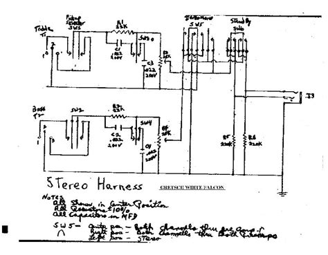 gretsch wiring diagrams gretsch get free image about