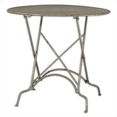 Uttermost Dining Table Uttermost 24184 Vente Folding Dining Table Dove Gray By