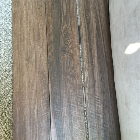 porcelain wood tile grout color light or dark