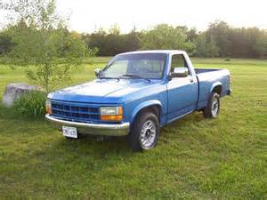 92 dakota 1992 dodge dakota regular cab chassis specs