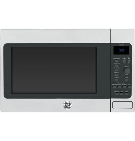 Ge Convection Microwave Countertop ge caf 233 series 1 5 cu ft countertop convection microwave oven ceb1590ssss ge appliances