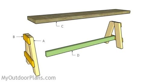 how to build a bench seat outdoor outdoor bench seat plans myoutdoorplans free