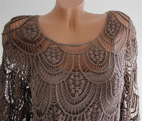 ver a travs de la blusa ganchillo blusa patrones tallas grandes de 8 blusas a crochet que te har 225 n lucir m 225 s hermosa