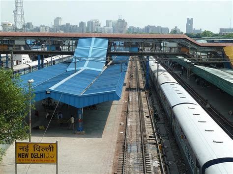Panoramio - Photo of Overlooking Platform on New Delhi ...