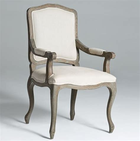 Luxury Dining Chairs Square Back Dining Chairs Arm Chair Wood Legs Dining Chair Solid Linen Dining Chairs