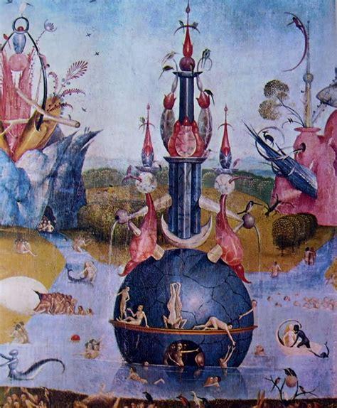 il giardino delle delizie di bosch il quot trittico delle delizie quot di hieronymus bosch