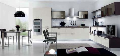 cucina soggiorno idee arredamento cucina e soggiorno insieme cucine moderne