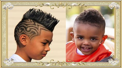 Lil Boy Hairstyles by Black Boy Haircut Styles Haircuts Models Ideas