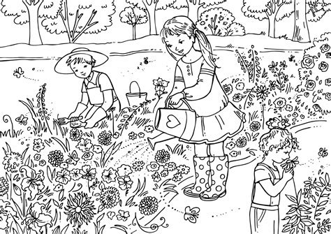 Summer Coloring Pages Activity Village | activity village coloring pages