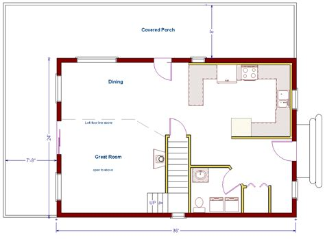 loft blueprints 24x24 house plans with loft joy studio design gallery