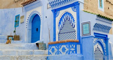 Casola Dining Room by 100 Blue City Morocco Chefchaouen Morocco U0027s