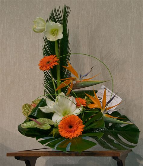 flower arranging flower arrangement dennis wright flickr