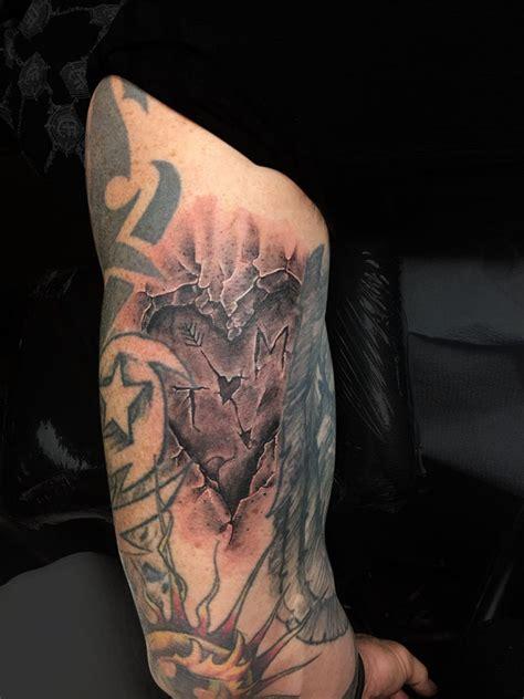 tattoo norris arm ryan norris studio tattoo henderson nv