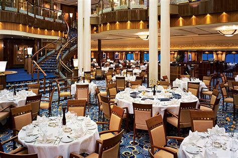 Britannia Dining Room Qm2 5 Best Cruise Ship Dining Rooms Cruise Critic