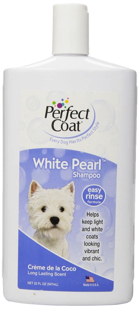 coconut for dogs coat 8 in 1 coat white pearl shoo for dogs 32 ounce bottle coconut scent ebay
