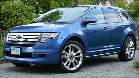 2009 ford edge sport 2009 ford edge sport review fortier ford