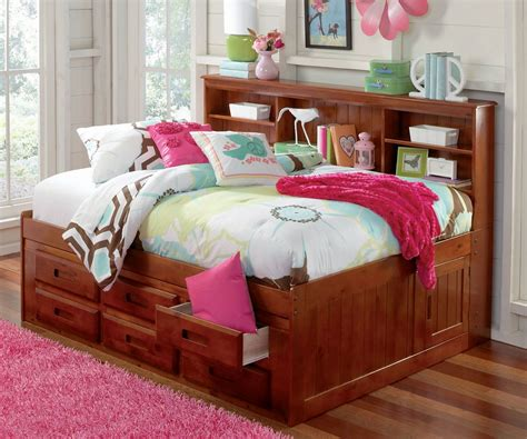 full size bookcase bed bookcases ideas full size bed with bookcase headboard