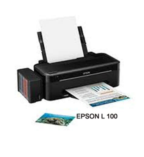 Printer Epson Khusus Photo kimochiku tutorial cara reset printer epson l100 step by step