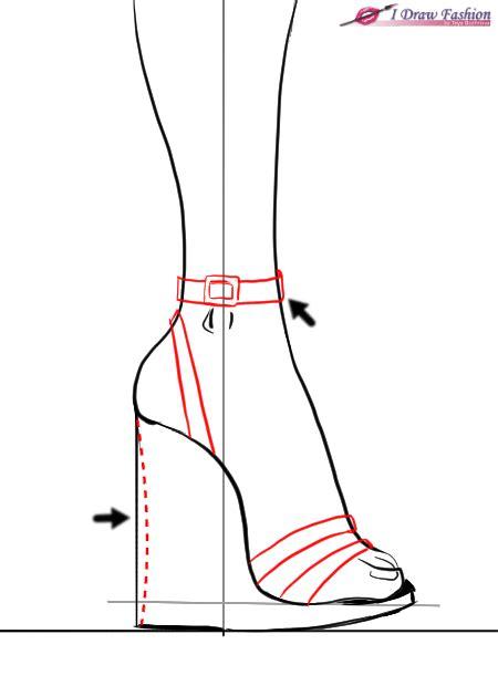 fashion design video tutorials how to draw wedges in fashion design sketches tutorial