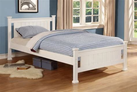 cing beds for adults veronica kid children adult king single size white wooden