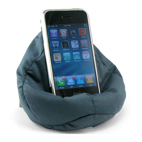Cell Phone Chair by Cellphone Beanbag Chair The Green