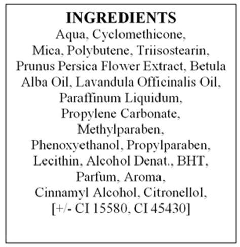 Etiketten Lösen by How To Read Cosmetics Labels