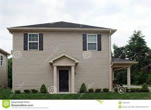 Two Story Home Plans square house with stoop stock image image of culture