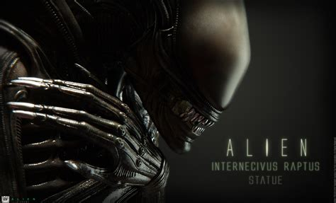 Alien Giveaway - alien statue giveaway sideshow collectibles