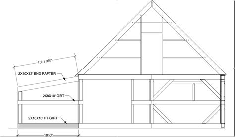 Barn Plans With Living Space Next Steps On The Barn Project Fairhope Farm