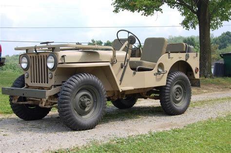 Jeep Cj2a For Sale 1948 Cj2a Willys For Sale Html Autos Weblog