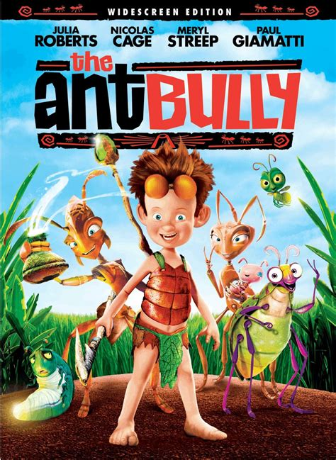 from the big screen onvideo dvd blu ray news americansniper7 the ant bully dvd release date november 28 2006
