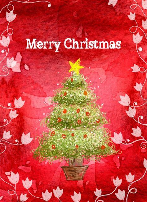 christmas  carda  feinds cute christmas cards