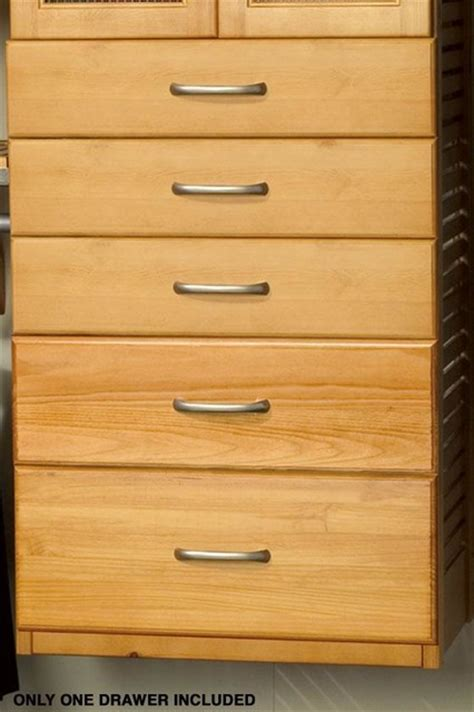 Closet Drawers System by Drawer For Closet System Traditional Closet Organizers