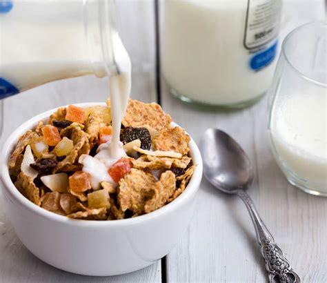 Granola Oatmeal Sarapan Sehat sereal sarapan yang sehat dan bergizi harus penuhi 5 poin