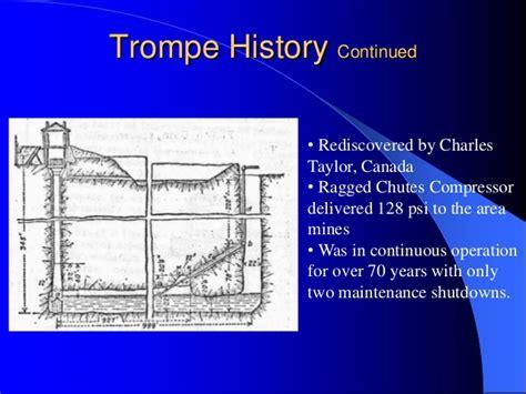 passive aeration   trompe