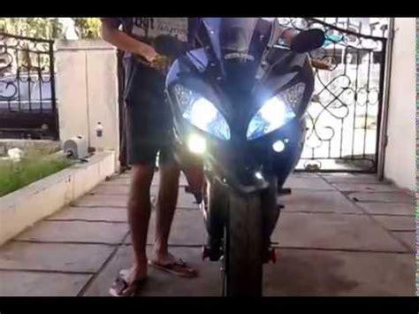 Emblem Yamaha Vixion Lightning Original yamaha vixion fairing r6 free flow exhaust