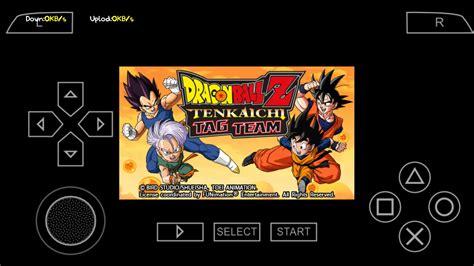 game psp format iso download dragon ball z tenkaichi tag team iso psp unduh31 com