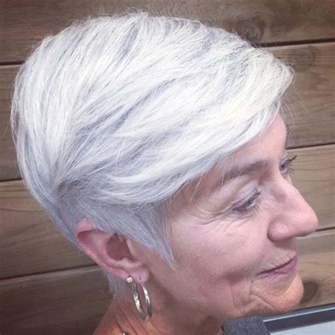 hairstyles  haircuts  older women