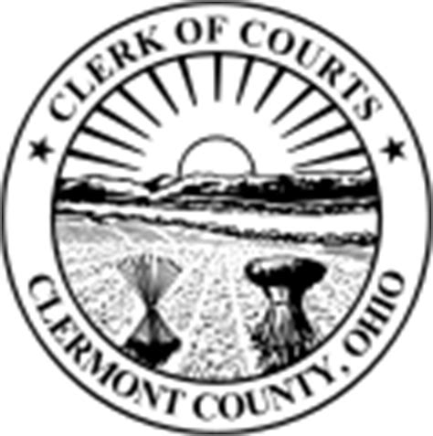 Clermont County Ohio Court Records Clermont County Auditor Ohio County Auditor