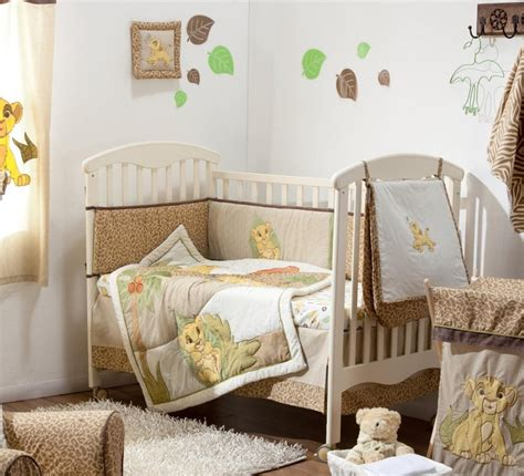lion king crib bedding set lion king crib bedding set nursery decor pinterest