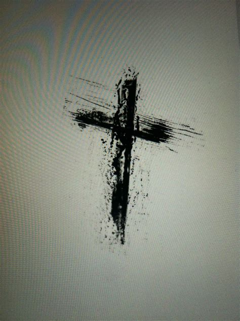 cross and thorns tattoo 43 best crown of thorns with cross images on